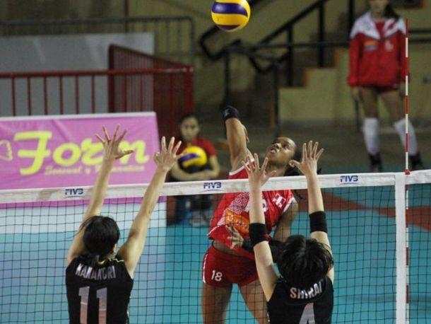 Mundial de vóley sub 20: Perú pierde invicto ante Japón