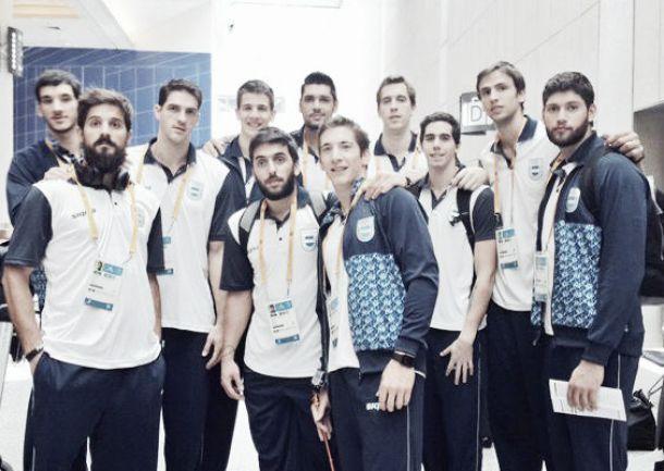 La Selección Argentina se instaló en Canadá