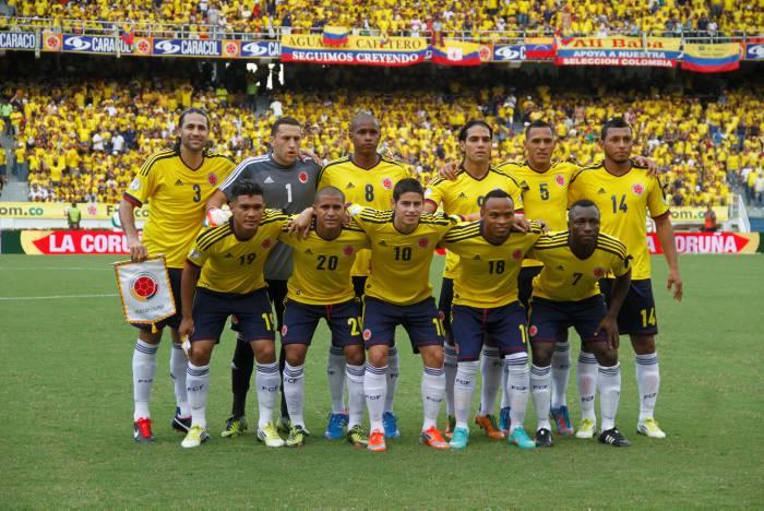 Colombia asciende al tercer lugar del ranking FIFA