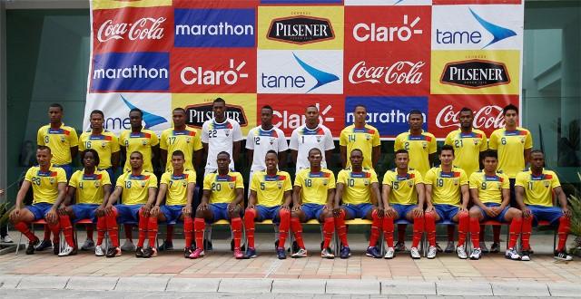 Estos son los convocados de Ecuador para Perú y Argentina