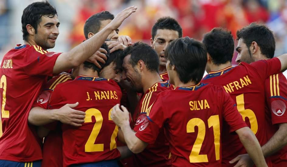 Asi vivimos el Puerto Rico 1-2 España  en directo