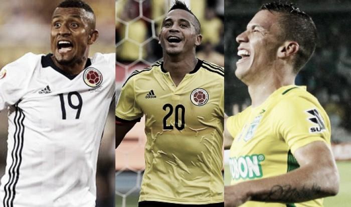 Nacional con 'tridente' de Selección