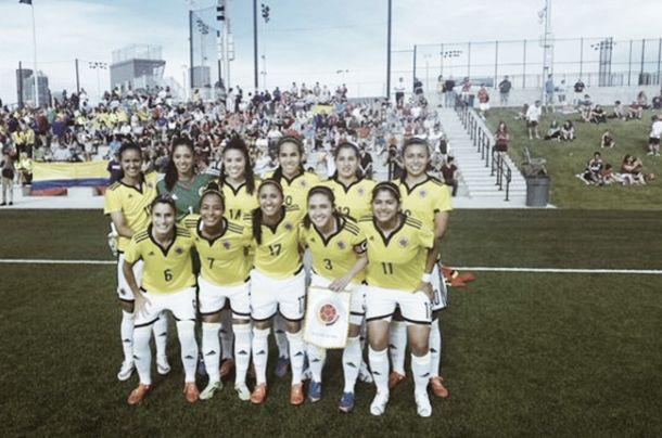La Selección Femenina llegó a Canadá