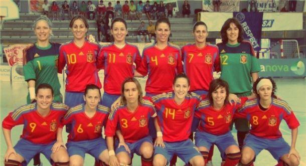 España, sede del Mundial de Fútbol Sala Femenino 2013