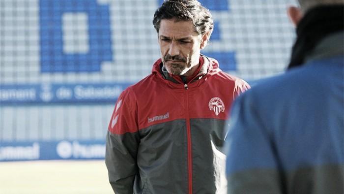 "Toni Seligrat: ""Tenemos que ganar"""