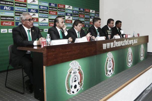 Objetivos de las Selecciones Mexicanas para 2015