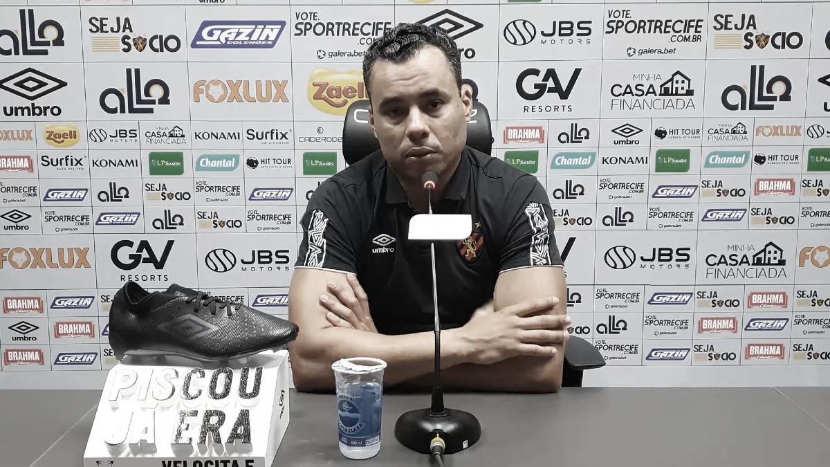 Jair Ventura (Foto: Reprodução/TV Sport Recife)