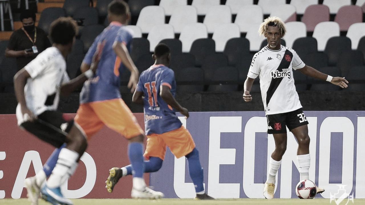 Apesar da maior posse de bola, Vasco cede empate ao Nova Iguaçu em São Januário