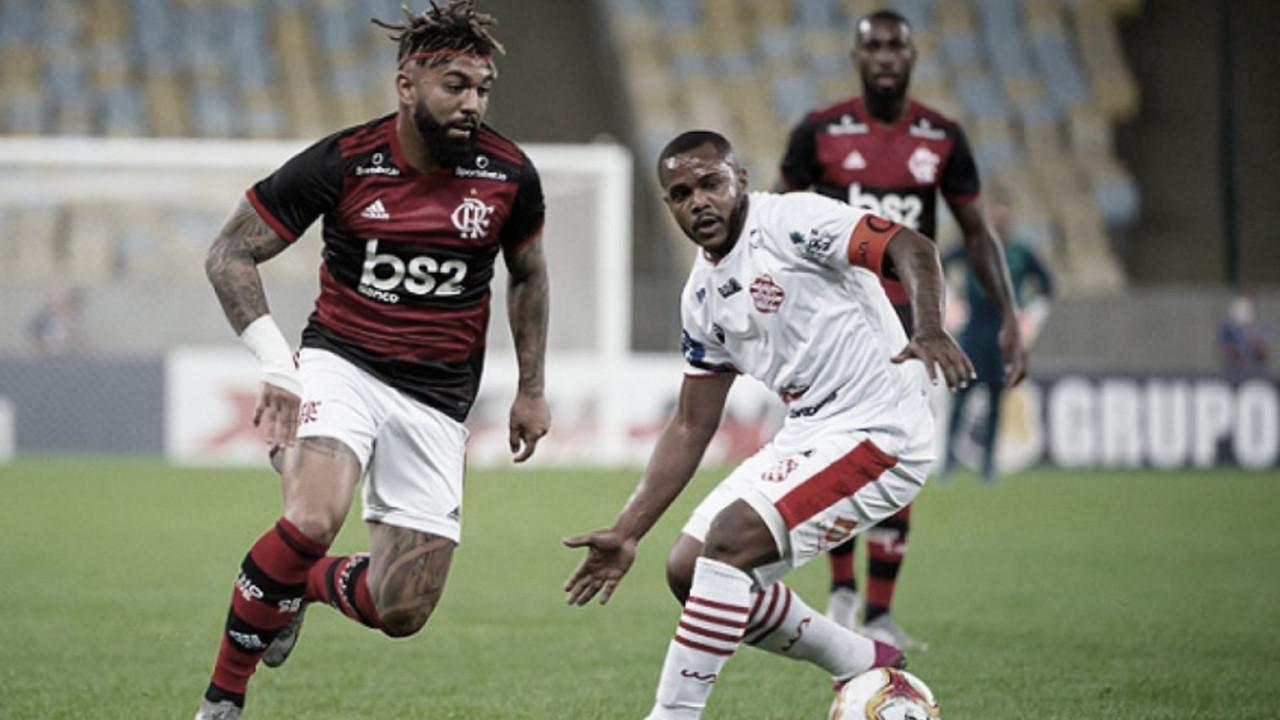 Gols e melhores momentos de Flamengo 3x0 Bangu pelo Campeonato Carioca 2021