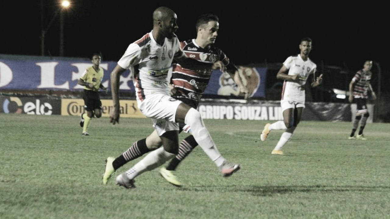 Cianorte domina Santa Cruz e se classifica para terceira fase da Copa do Brasil