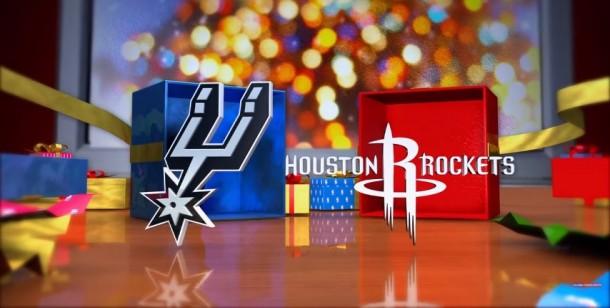 ResultadoHouston Rockets x San Antonio Spurs na NBA 2015/2016