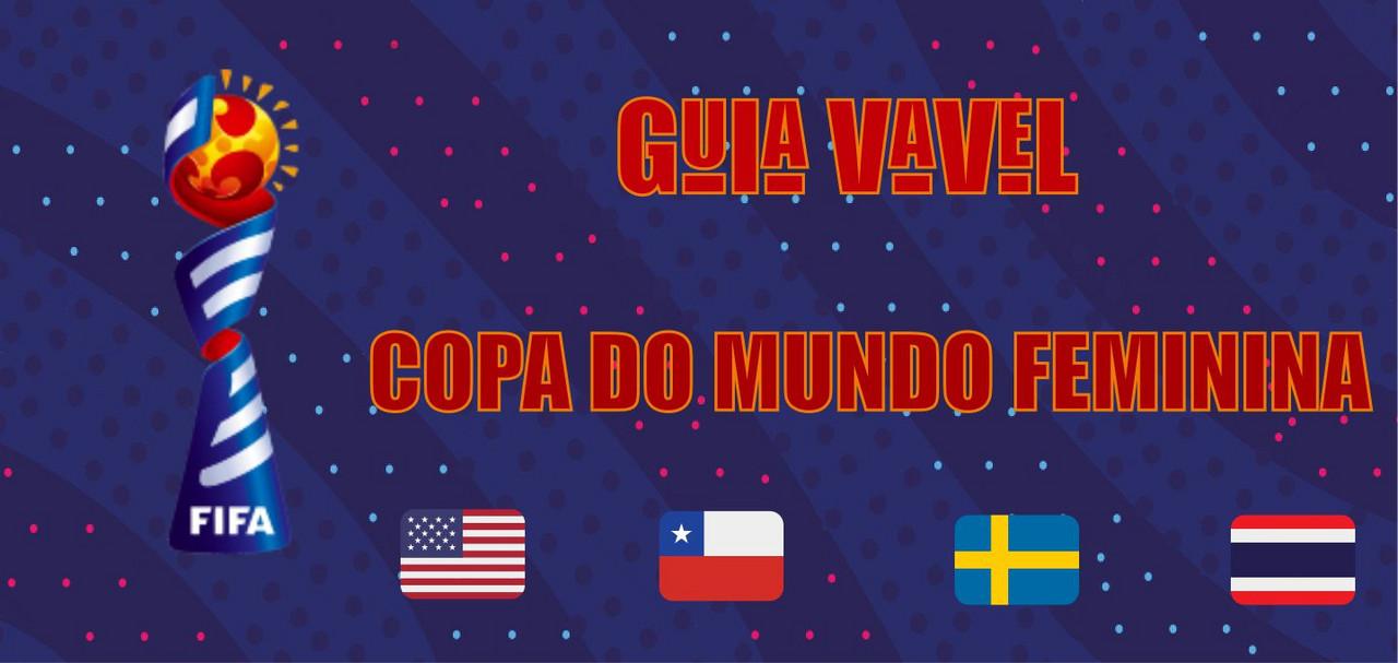 Guia VAVEL Copa do Mundo Feminina: Grupo F
