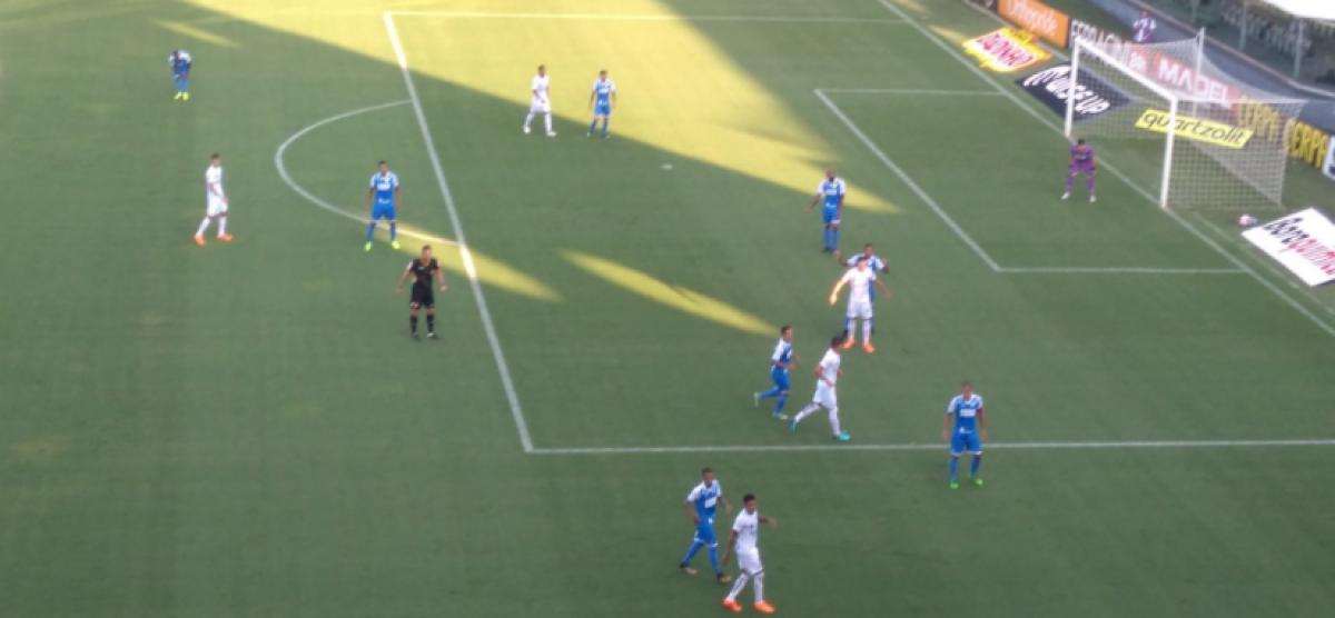 Resultado Santos 1x3 São Bento pelo Campeonato Paulista 2018