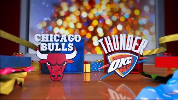 ResultadoOklahoma City Thunder x Chicago Bulls na NBA 2015/2016