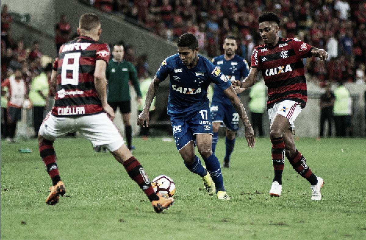 Com histórico favorável, Cruzeiro faz 50ª partida diante do Flamengo no Mineirão