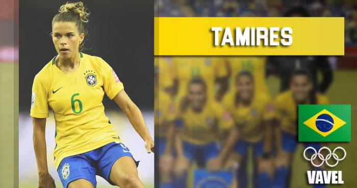 Rumo à Olimpíada: Tamires, lateral-esquerda do Fortuna Hjorring