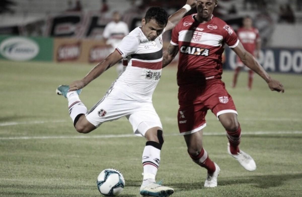 Copa do Nordeste: tudo que você precisa saber sobre CRB x Santa Cruz, pela quarta rodada