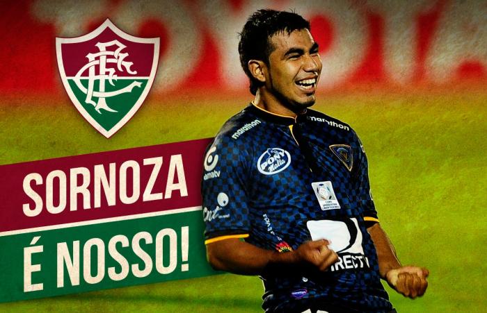 Fluminense confirma contratação de Sornoza, destaque do Independiente Del Valle