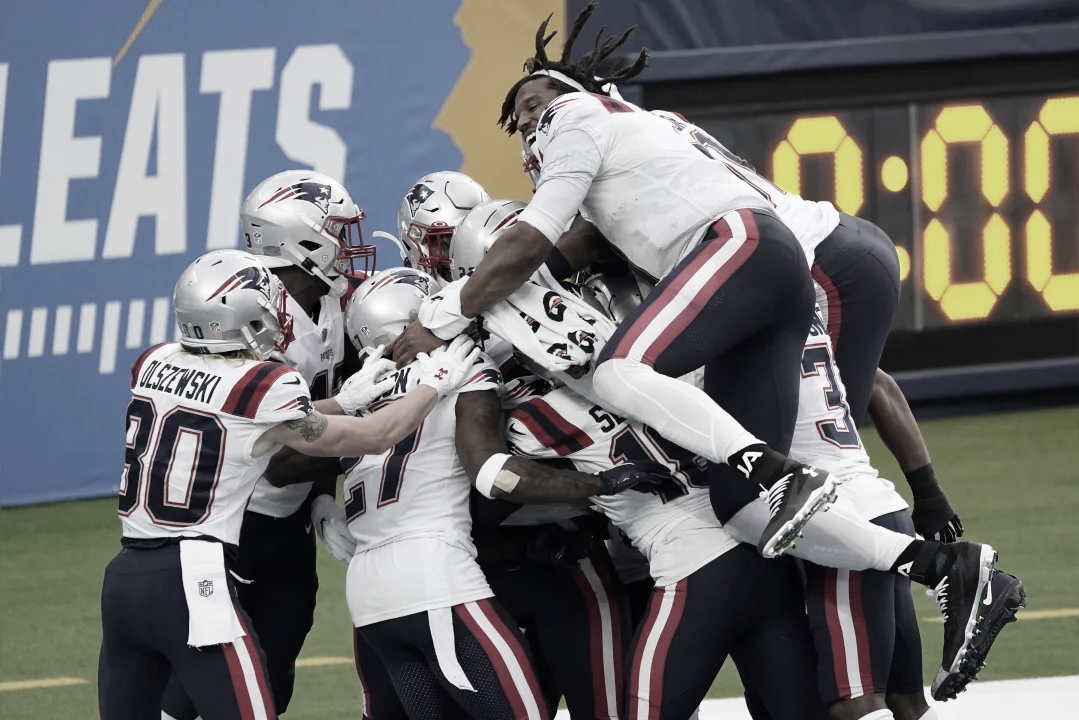 New England blanquea a domicilio a los Chargers