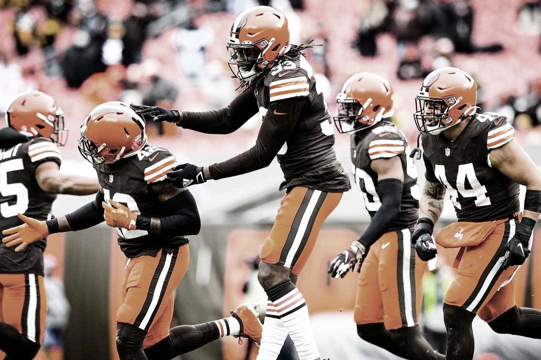 Los Browns derrotan a los Steelers y regresan a playoffs tras 18 años