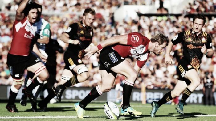 Super Rugby 2016: con el batacazo de Lions como hecho sobresaliente, la segunda semana llegó a su fin