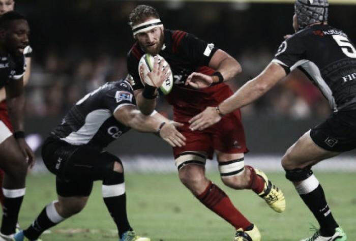 Super Rugby 2016: Crusaders, el gran ganador de la quinta semana