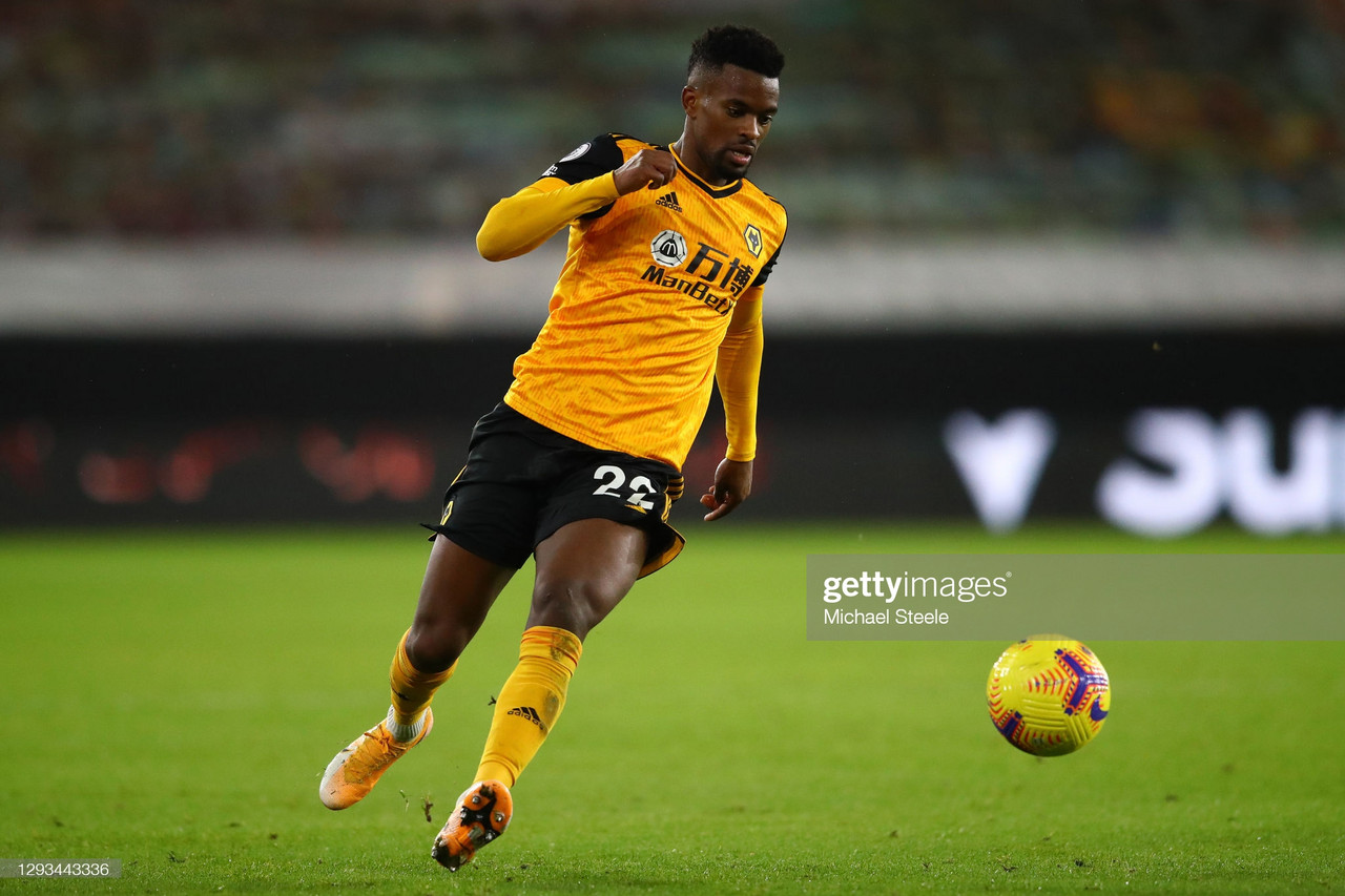Wolves wing-back Nelson Semedo knows he can offer more