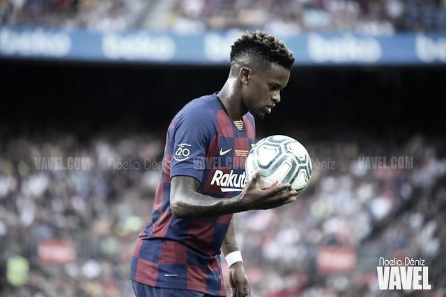 Semedo no se entrena con el Barcelona