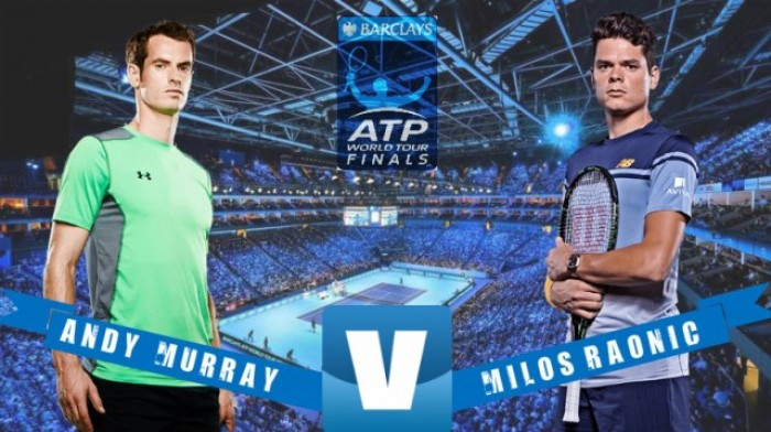 Vence Andy Murray a Djokovic y se posiciona como el número uno