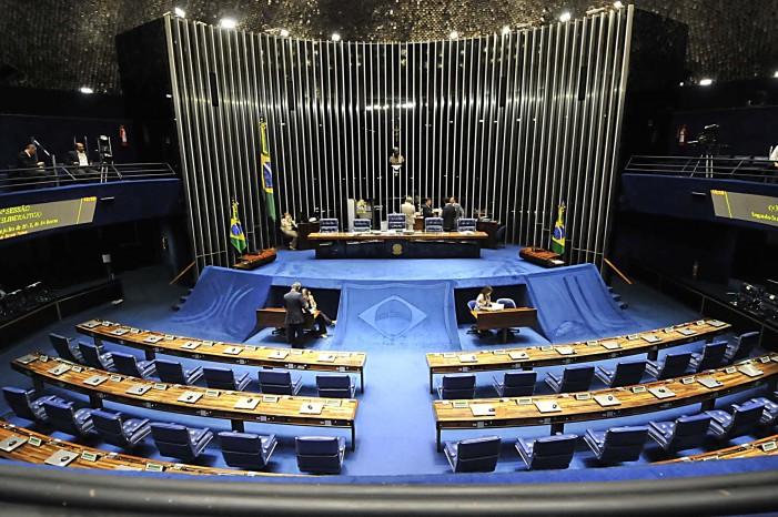 Resultado Votação do Senado para processo de impeachment de Dilma Rousseff