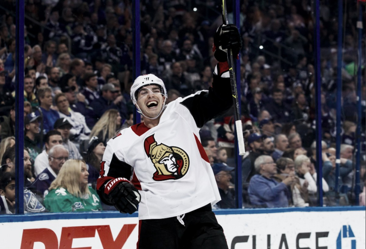 J.T. Millers' hat-trick not enough as Senators defeat Lightning