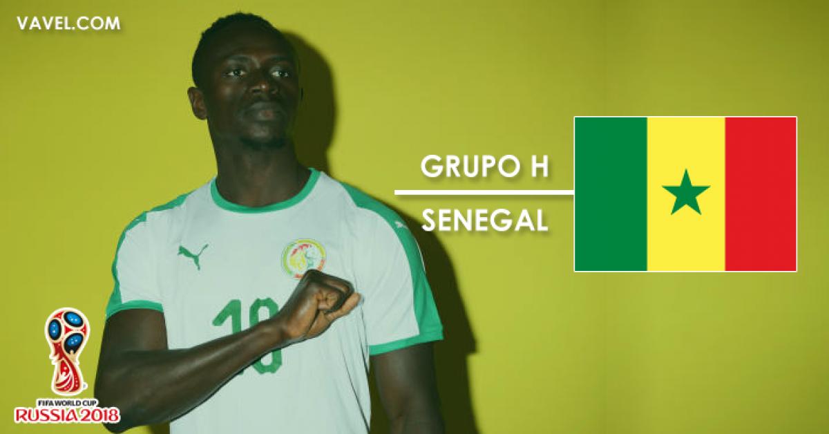Guia VAVEL Copa do Mundo 2018: Senegal