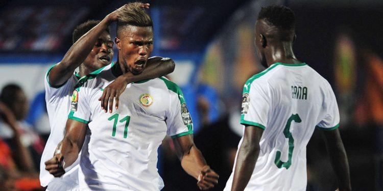 Équipe de football du Senegal