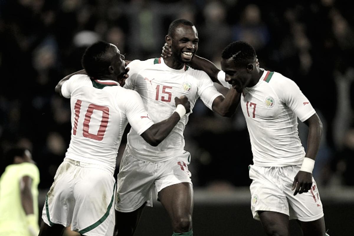 Em jogo misterioso, Senegal aparentemente bate Coreia do Sul em amistoso