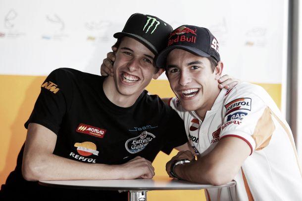 Álex VS Marc: los inicios de los hermanos Márquez