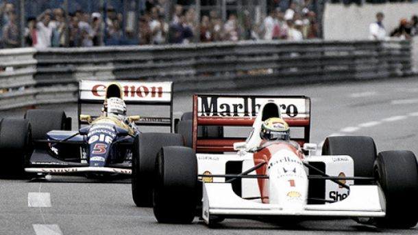 On This Day - 1992: Senna wins thrilling Monaco Grand Prix ahead of Mansell