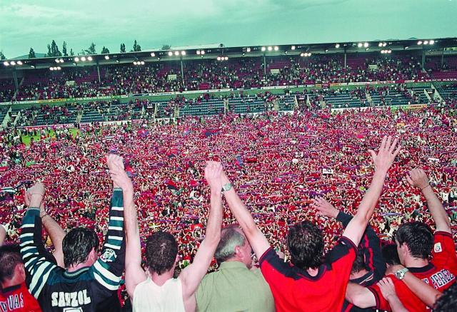 Momentazos históricos de Osasuna