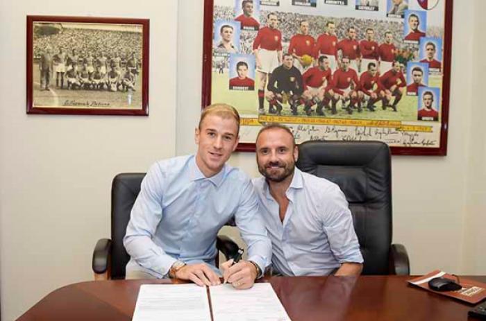 """Torino, Hart: """"Ringrazio la società, darò tutto"""""""