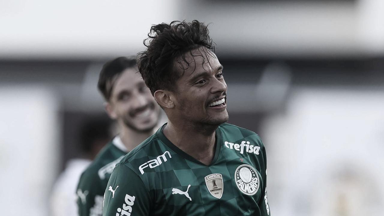 Gustavo Scarpa rege vitória do Palmeiras sobre Ponte Preta e Verde vai às quartas do Paulistão