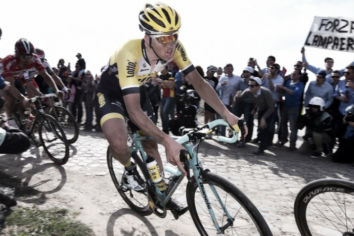 Sep Vanmarcke in confident mood ahead of Tour of Flanders