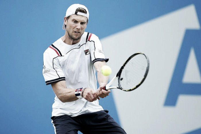Atp Nottingham, Andreas Seppi in semifinale