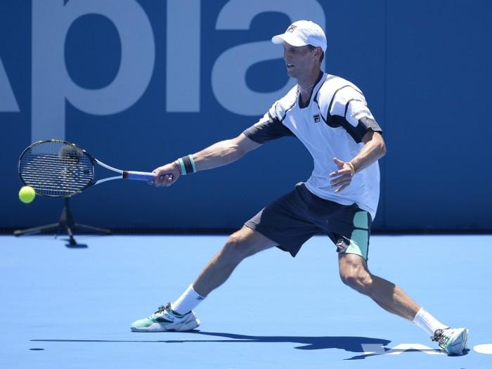 ATP Sidney: Seppi batte Istomin, fuori Bolelli