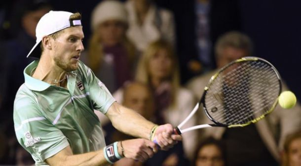 ATP Parigi-Bercy, harakiri Monfils. Bene Dimitrov, sorriso a metà per gli azzurri