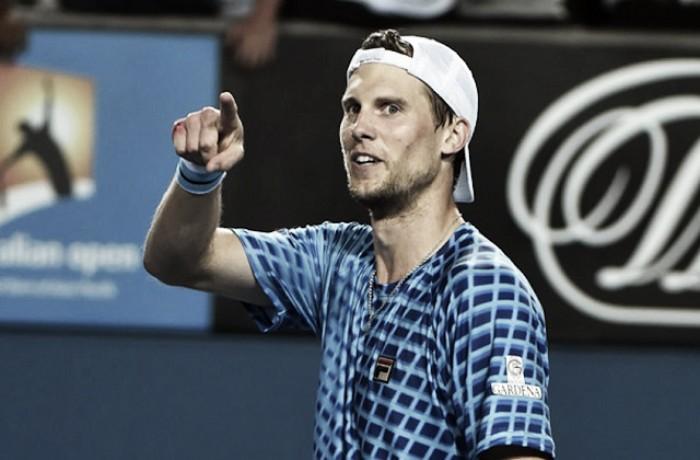 ATP Sofia, Seppi asfalta de Bakker: si va ai quarti