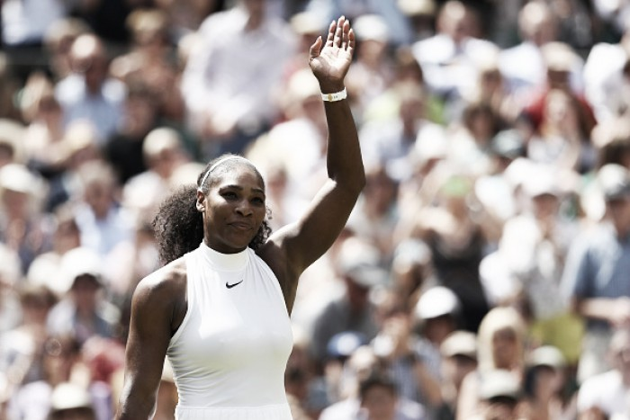 Wimbledon 2016: Serena blitzes Vesnina to reach ninth final