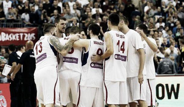 La Serbia continua a vincere, l'Islanda tira male e dura poco