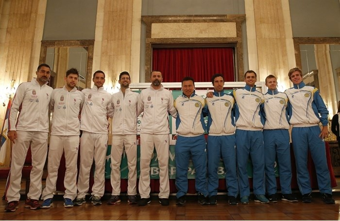 Davis Cup World Group Preview: Serbia - Kazakhstan