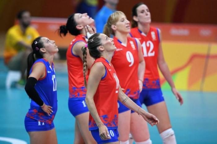 Rio 2016 - Volley F: la quarta giornata
