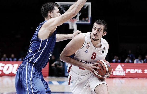 EuroBasket, la Serbia vuole la finale. Stasera sfida contro la Lituania
