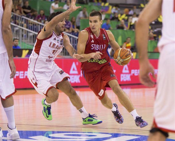 FIBA World Cup: Serbia Cruises To A 83-70 Win Over Iran
